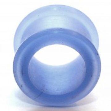 Světle modrý silikonový tunel
