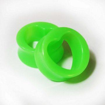 zeleny tunel do ucha srdce